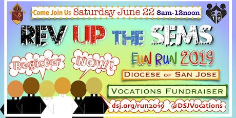Rev Up The Sems Fun Run tickets