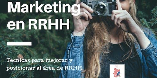 Taller de Marketing en RRHH #Baires