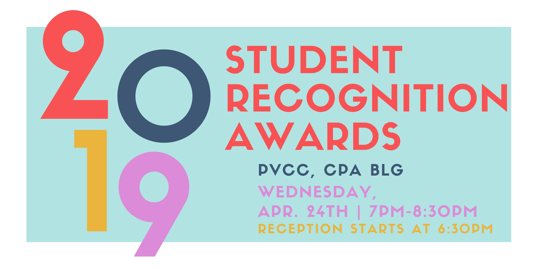 PVCC Student Recognition Awards