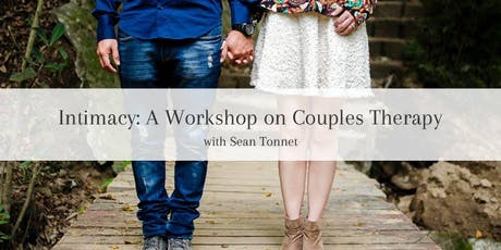 Intimacy: A Workshop on Couples Therapy (Wellington) tickets