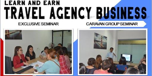 Learn & Earn Travel Agency Business Seminar