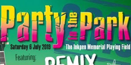 Inkpen Party In The Park tickets