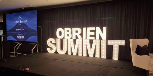 "OBrien Summit 2019 ""Resilience"""