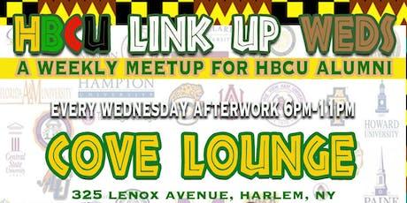 HBCU Link Up Wednesdays canceled tickets