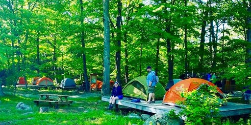 Family Novice Backpacking Workshop at Corman AMC Harriman Outdoor Center