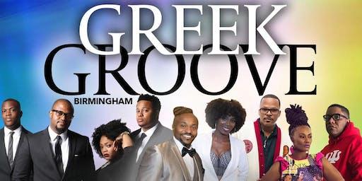 Grown and Greek Weekend Finale (Greek Groove Birmingham)