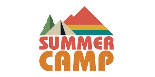 Saddleback Kids Summer Camp 2019 Session #2 (June 25-28) Grades 4-6