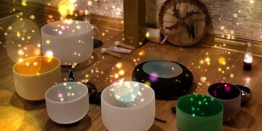 Sound Bath Lunch Special: Shamanic Healing & Chakra Balancing