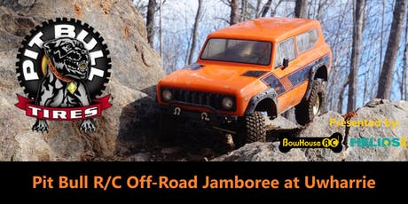 Pit Bull R/C Off-Road Jamboree at Uwharrie 2019 tickets