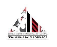 Ngā Kura ā Iwi o Aotearoa logo