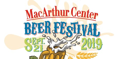MacArthur Center Beer Festival tickets