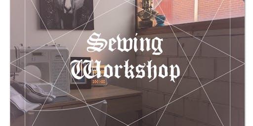 Mini Sewing Workshop-  Día De Los Muertos Edition