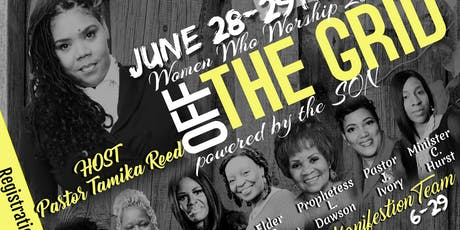 Women Who Worship Conference 2019 Off The Grid tickets