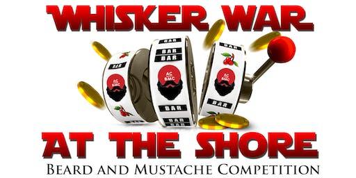 Whisker War at the Shore