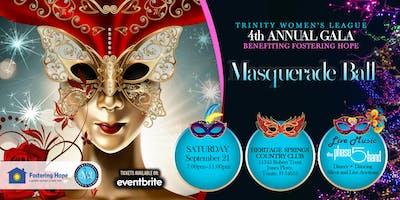 Trinity Women's League 4th Annual Gala