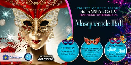 Trinity Women's League 4th Annual Gala tickets