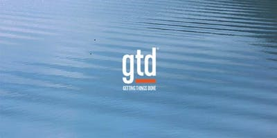 Canberra: Getting Things Done GTD Fundamentals & Implementation Workshop