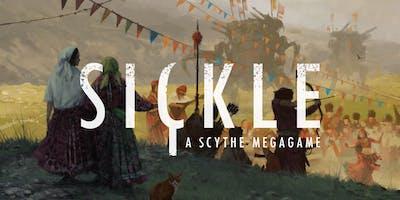 Sickle: A Scythe Megagame