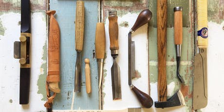 WORKSHOP   Tool Sharpening with Carol Russell - 10:00am tickets