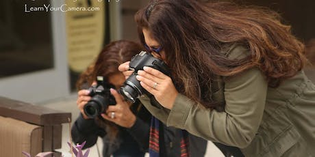 Beginner + Get Off of Auto, Digital Camera Class for Teens! (Orange County) tickets