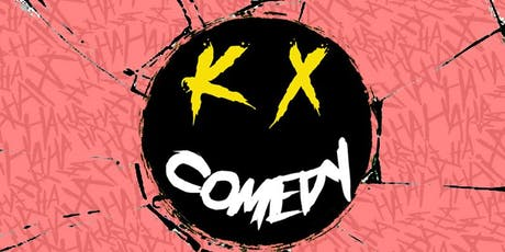 K X COMEDY CLUB - Kings Cross - THURDAYS tickets