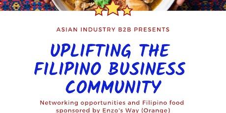 "AIB2B Presents ""Uplifting The Filipino Business Community"" tickets"