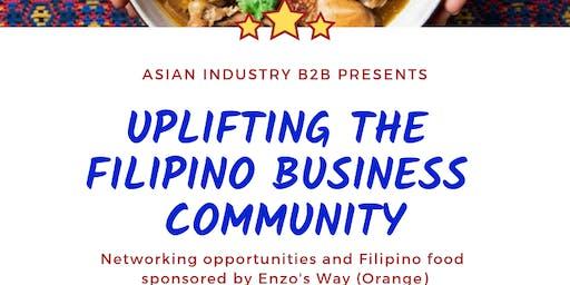 "AIB2B Presents ""Uplifting The Filipino Business Community"""