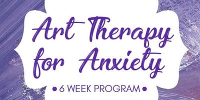 Art Therapy for Anxiety Six Week Program Maryborough