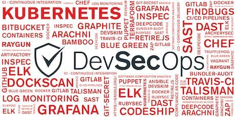 DevSecOps Workshop (London- 12th July) tickets