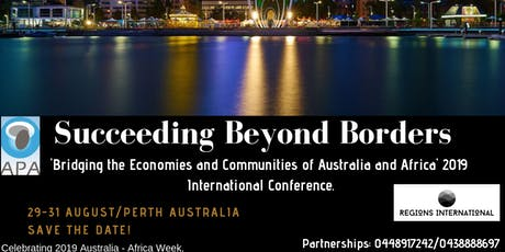 Succeeding Beyond Borders International Conference  tickets