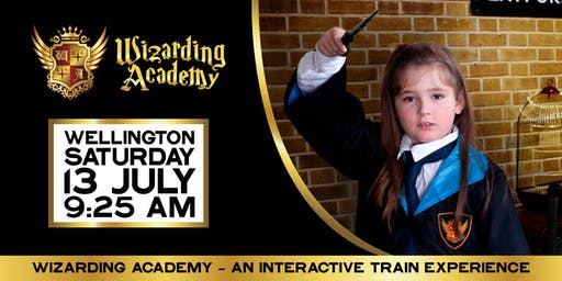 Wizarding Academy Express Wellington - 9:25 AM, 13 July 2019 ...SOLD OUT!