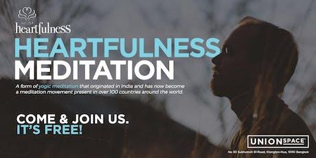 Heartfulness Meditation tickets