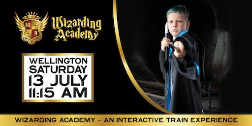 Wizarding Academy Express Wellington - 11:15 AM, 13 July 2019 ...SOLD OUT!