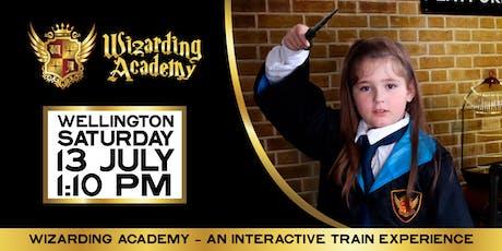 Wizarding Academy Express Wellington - 1:10 PM, 13 July 2019 tickets