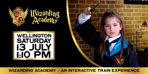 Wizarding Academy Express Wellington - 1:10 PM, 13 July 2019 ...SOLD OUT!