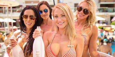 Pool Party @ Hard Rock - Vegas Guest List - 9/21