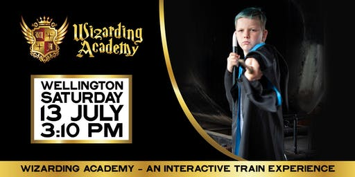 Wizarding Academy Express Wellington - 3:10 PM, 13 July 2019 ...SOLD OUT!