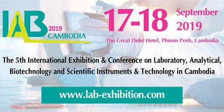 Cambodia Lab 2019 tickets