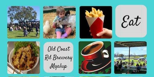 Old Coast Rd Brewery Market November