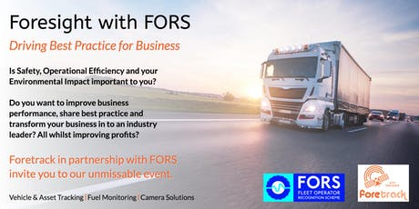 Foresight with FORS tickets