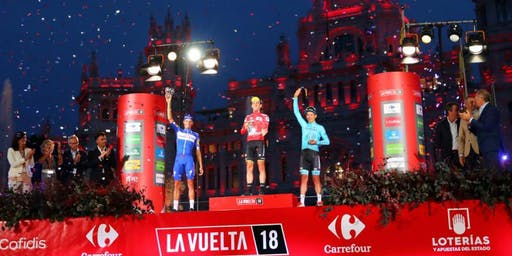 La Vuelta Espana holiday with Elitecycling