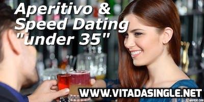 """Aperitivo & Speed Dating """"25-34 anni"""" single MILANO aprile 19"""