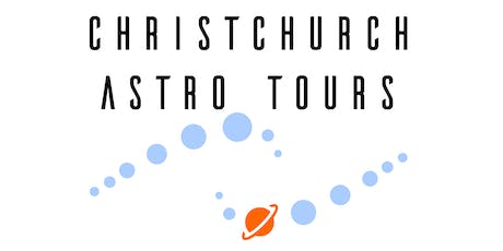 Christchurch Astronomy Tours - Winter 2019 tickets