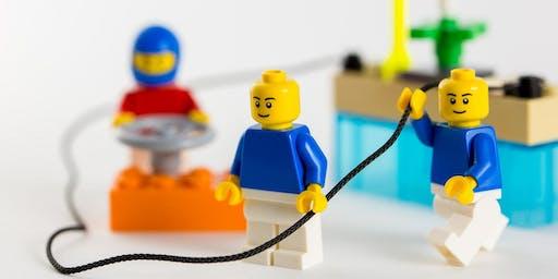 LEGO® Serious Play®-Tagesworkshop - neue Perspektiven für Ihr Business