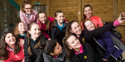 Girls Golf Rocks coaching course at Newbury & Crookham Golf club