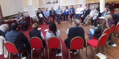 Deliberative Commissioning: Person-centred approaches in co-producing health and social care policy