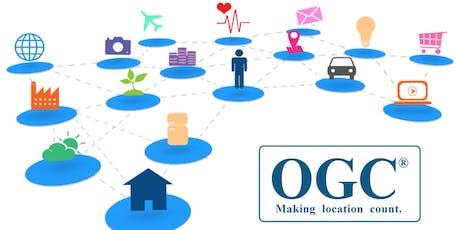 OGC API Hackathon tickets