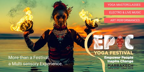 EPIC Yoga Festival Tickets