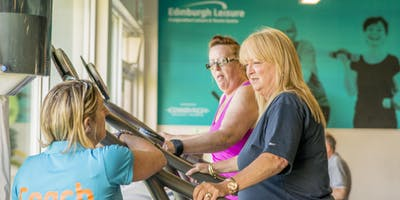 CAP- Taking new service users to the gym