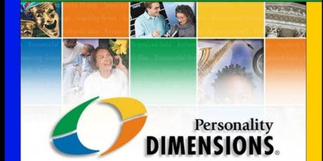Intro to Personality Dimensions Workshop + [BONUS] tickets